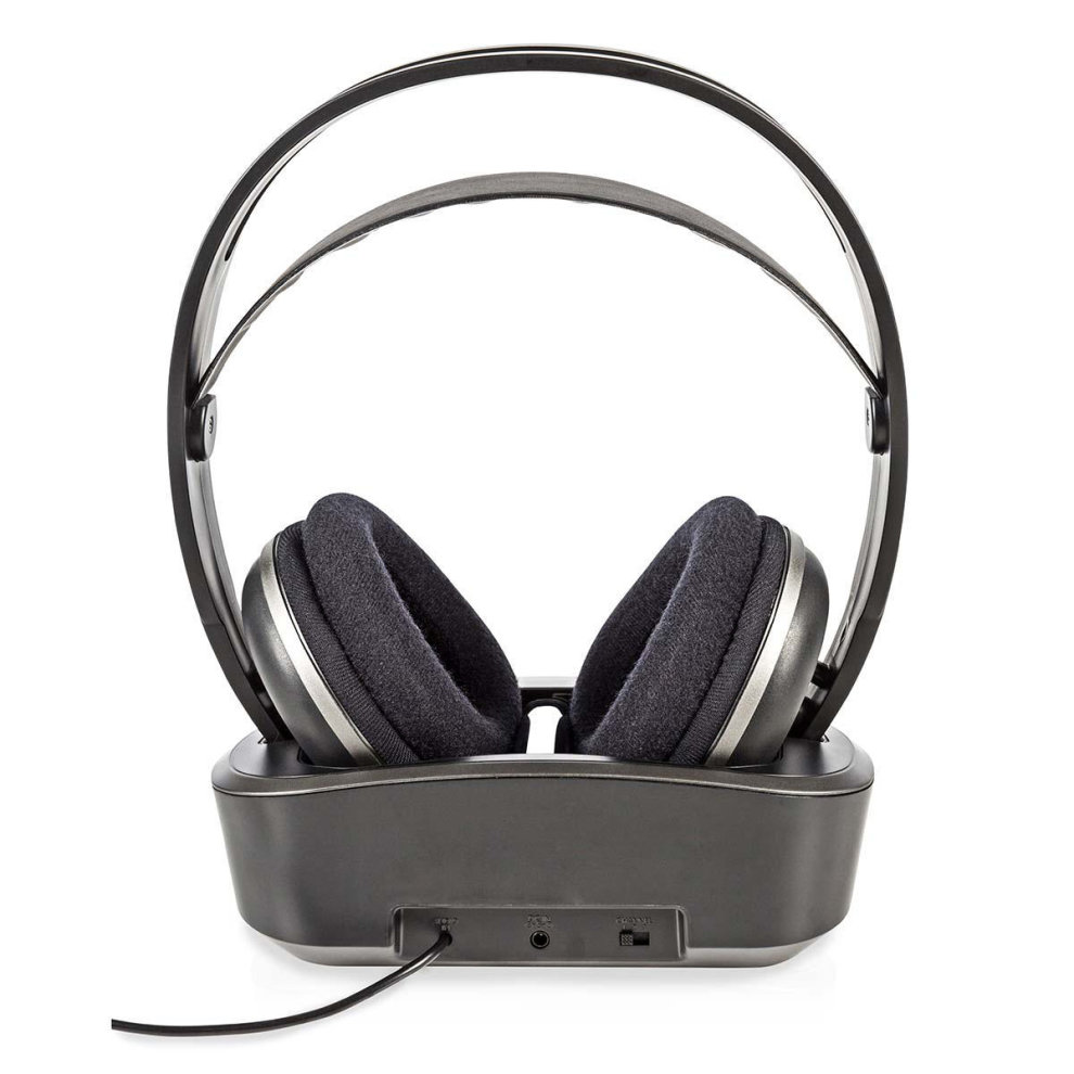 d572a9116fb ... RF Wireless Over-Ear Headphones & Charge Base Station (Radio Frequency)  ...