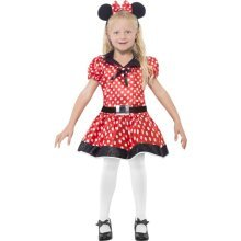 Children's Minnie Mouse Costume -