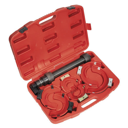 Sealey RE229 Professional Coil Spring Compressor Set 1000kg Capacity