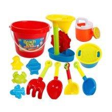 Children Beach Toys Play Sand Tools-13/Hourglass