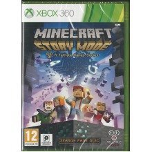 Xbox 360 Minecraft: Story Mode a telltale game series BRAND NEW