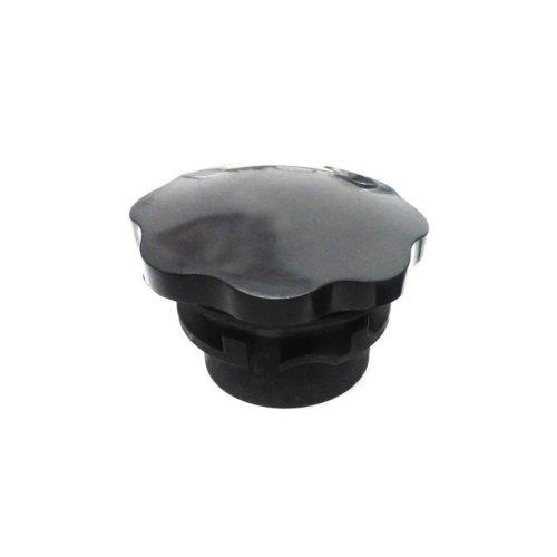 Oil Filler Cap - Black - Austin Rover