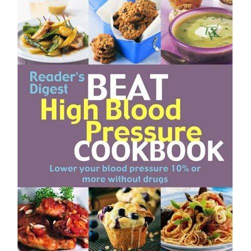 Beat High Blood Pressure Cookbook
