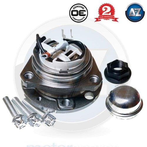 Vauxhall Astra Mk5 1.3 1.4 1.6 1.7 4 stud wheel Front Wheel Bearing Hub Kit