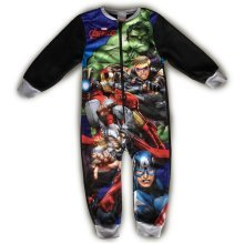 Avengers Micro Fleece Onesie - Design 1