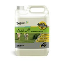 Moss Off 5L kills moss on Lawns