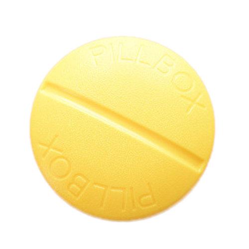 Portable 7 Day Pill Reminder Medicine Storage Pill Case Box    M