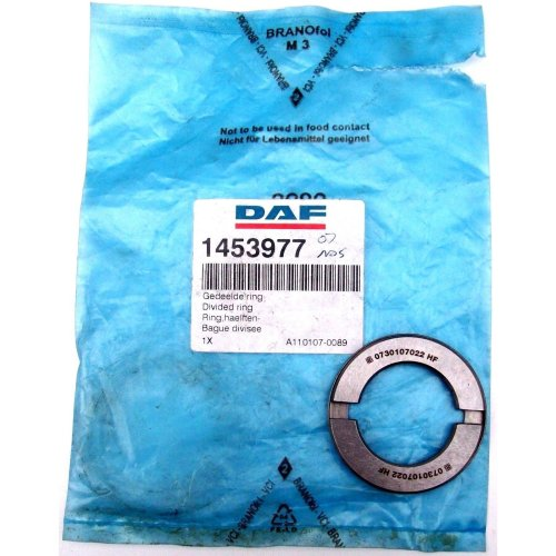 DAF Truck CF 75 85 XF 95 Genuine New Divided Ring 0730107022 HF 1453977