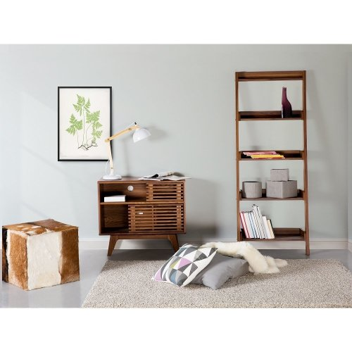 TV Stand - TV Cabinet - Media Storage - Brown - CLEVELAND