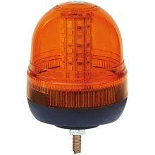 Maypole Mp4092 LED Hazard Warning Beacon Single Bolt Fixed, 12/24 V - Fixing -  led beacon single bolt mp4092 fixing 1224v hazard maypole r10 ip56