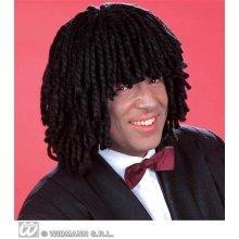 Adult's Black Dreadlocks Wig
