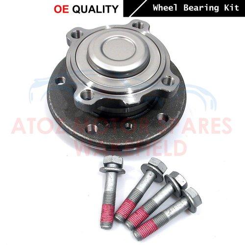 FOR BMW 1 SERIES 116d 118d 120d 120 FRONT WHEEL BEARING HUB BOLT KIT 31216765157