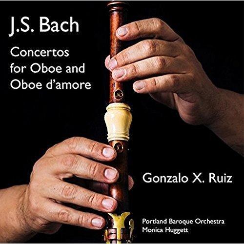 J.S. BACH: CONCERTOS FOR OBOE - RUIZ GONZALO X. [CD]