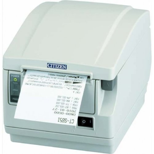 Citizen CT-S651 direct thermal POS printer 203 x 203DPI White