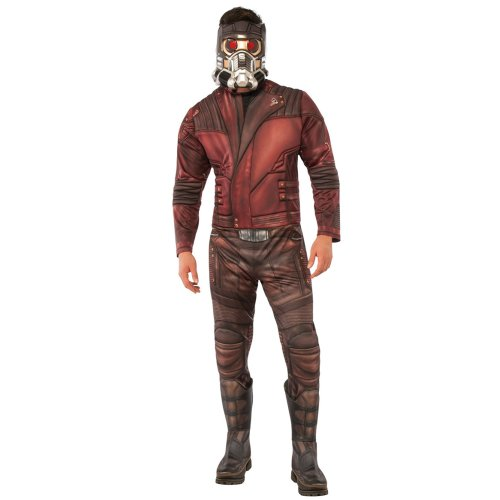 Official Deluxe Guardians of the Galaxy Star-Lord Costume   Avengers Endgame Superhero