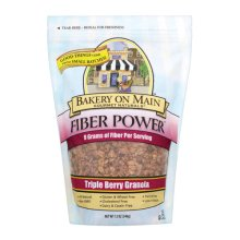 Bakery On main  Triple Berry Granola 340g