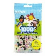 Prl19067 - Perler Beads - 1000 Pc Pack - Glow Mix