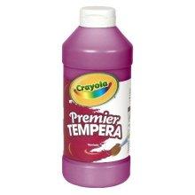 Binney & Smith Crayola(R) Premier Tempera Paint, Magenta