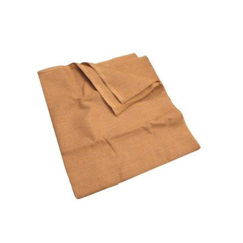 LA Linen 40IN-Burlap-3YardFolded 3 Yards Burlap Fabric, Natural - 40 in.