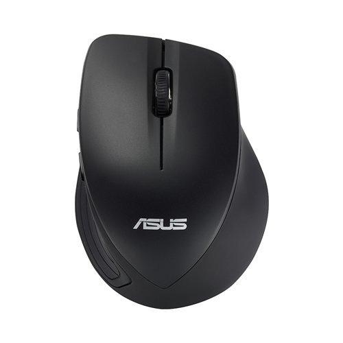 Asus Wt465 Rf Wireless Optical 1600dpi Right-hand Black Mice