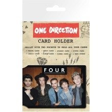One Direction Four Travel Pass Card Holder