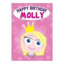 Birthday Card - Molly
