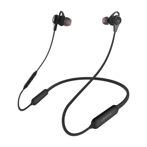 105b3ab4845 Linner NC50 ANC BT Neckband In-Ear Headphones For iPhone & Androids on OnBuy