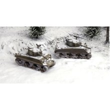 M4A3 76mm - MILITARY VEHICLES 1:72 FAST ASSEMBLY - Italeri 7521
