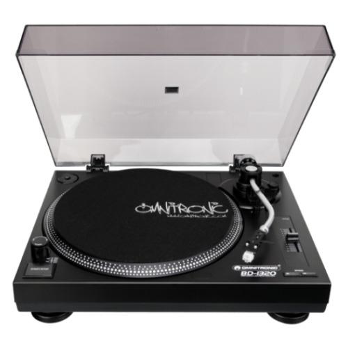 Omnitronic BD-1320 black