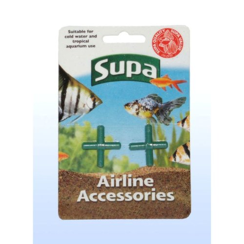Supa Airline Crosses Carded 2pack (Pack of 12)