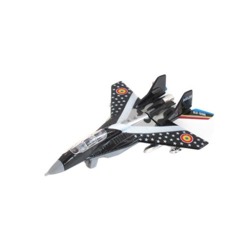 Children's Aircraft Model Toys Simulation Fighter / Airliner Boy Gift_MG-29#2
