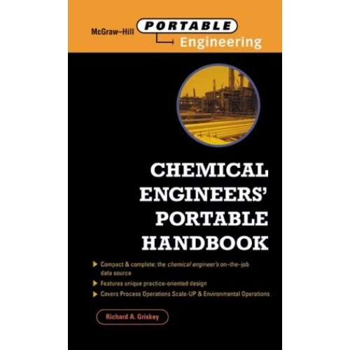 Chemical Engineers' Portable Handbook (McGraw-Hill Portable Handbook)