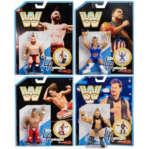 WWE Retro - Series 7 - Complete Figure Set
