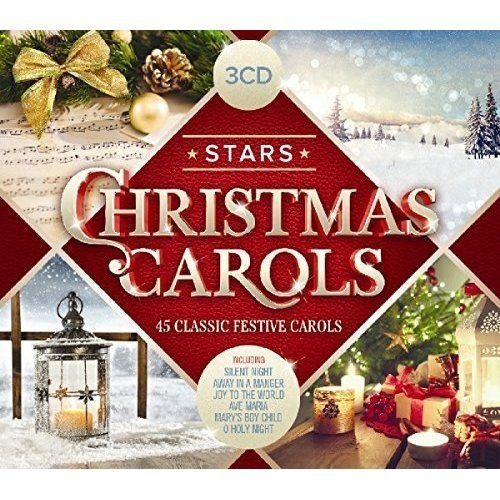 [Stars] Christmas Carols [CD]