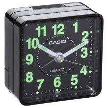Casio TQ140-1 Beep Alarm Clock (black)