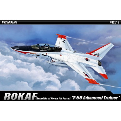 Aca12519 - Academy 1:72 - Rokaf T-50 Advanced Trainer Mcp