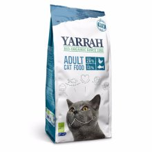 Yarrah  Adult Cat Food With - Fish 800g