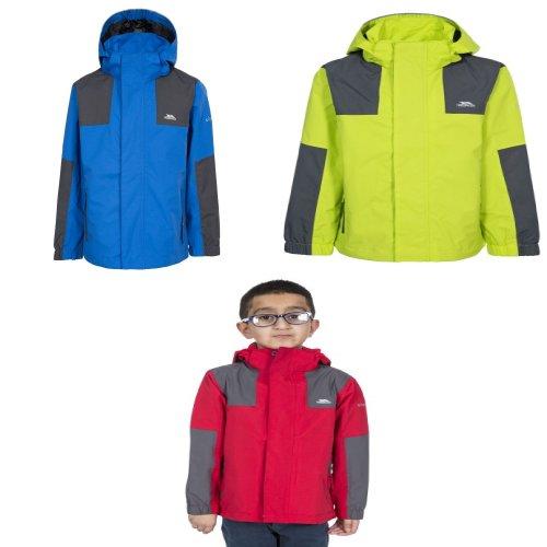 Trespass Childrens Boys Farpost Waterproof Jacket