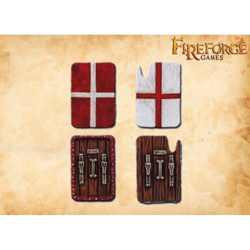 Fireforge Games Large Pavise Shields