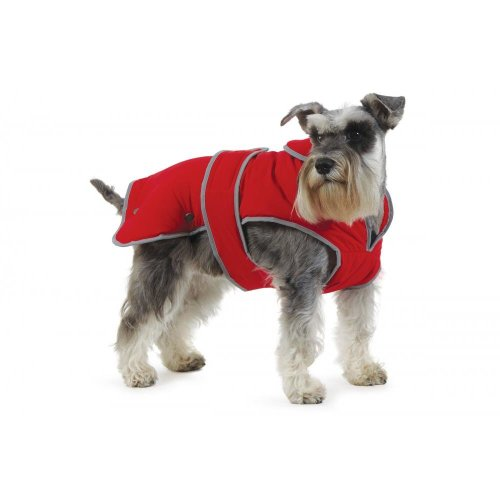Ancol Stormguard Coat Red Medium (medium)