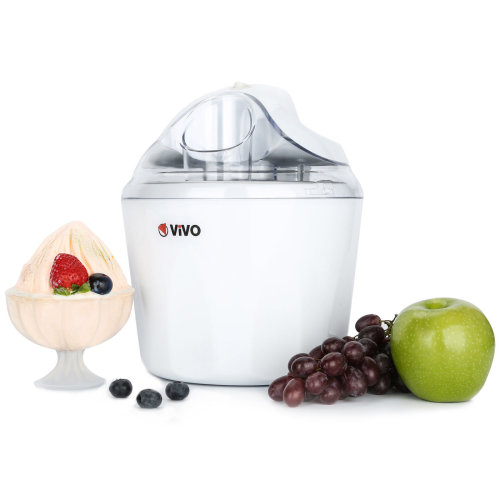 Ice Cream Maker 1.5L | Frozen Dessert Making Machine