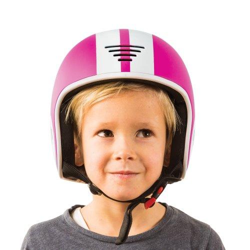Chillafish Bobbi Helmet Size Small 51 - 55cm Multi Sport Helmet Ages 4-8 Years Pink