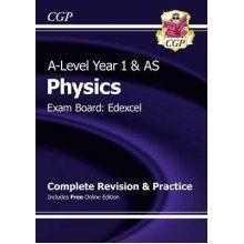 New A-level Physics: Edexcel Year 1 & As Complete Revision & Practice with Online Edition