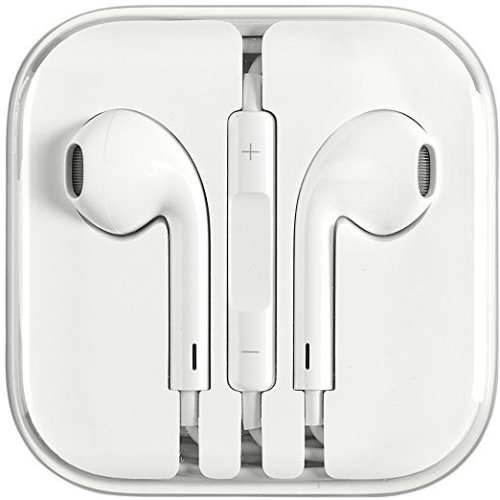 Apple EarPods White In-Ear Only Headsets for Apple