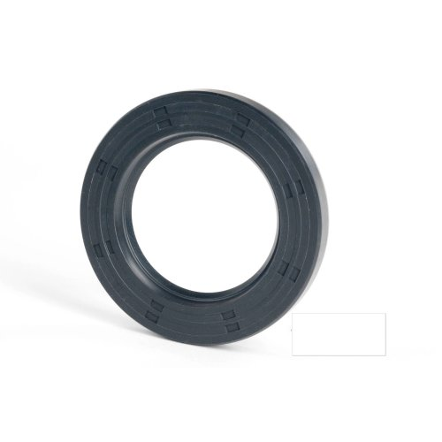 5x15x6mm Oil Seal Nitrile Single Lip With Spring 10 Pack