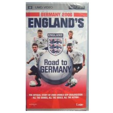 England's Road To Germany 2006 - PSP UMD VIDEO