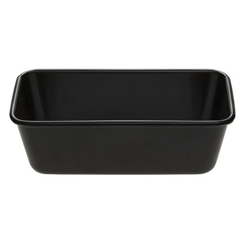 Prestige Inspire Steel 1 lb Loaf Tin - Black