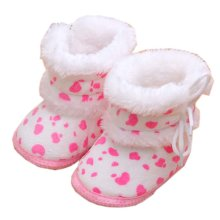 Winter Warm Unisex Baby Shoes Toddler Booties Infant Walking Shoes Baby Shower Gift, #01