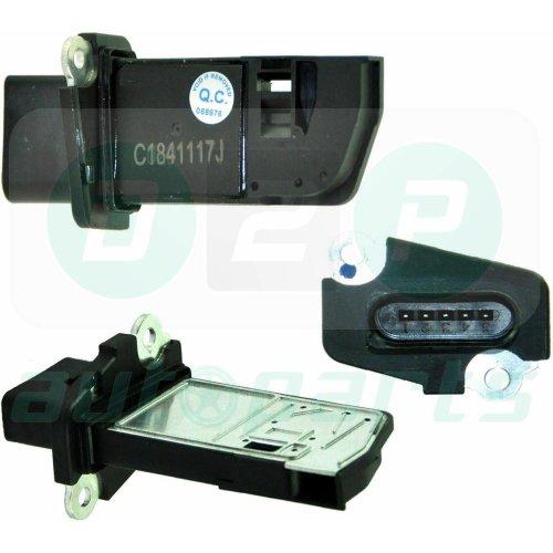 MASS AIR FLOW METER SENSOR FOR AUDI VW GOLF JETTA PASSAT 2.0 PETROL 06F906461A