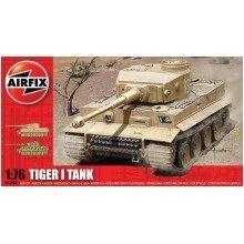 Air01308 - Airfix Series 1 - 1:76 - Tiger Tank